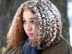 Storm Moves In First Icy Touch of Arctic Air
