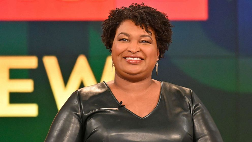 Stacey Abrams 'absolutely' wants to run for president one day, but says she'd accept a VP slot in 2020