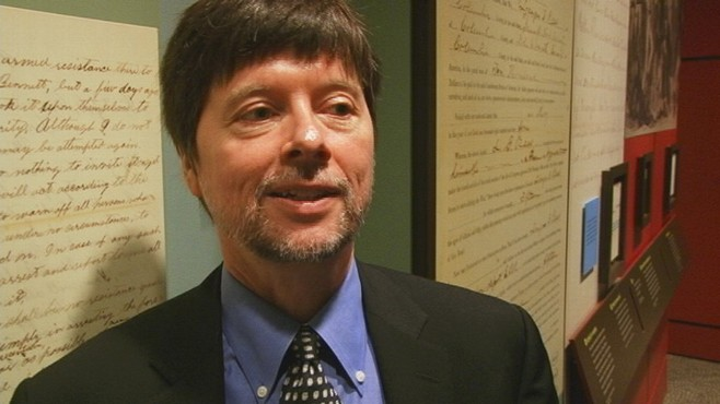 Video of Ken Burns discussing how the Tea Party, ?Confederate History Month? and state flag debate reflect the Civil War?s legacy.