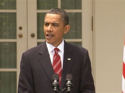 Video of President Barack Obama at White House discussing Arizona Immigration Law