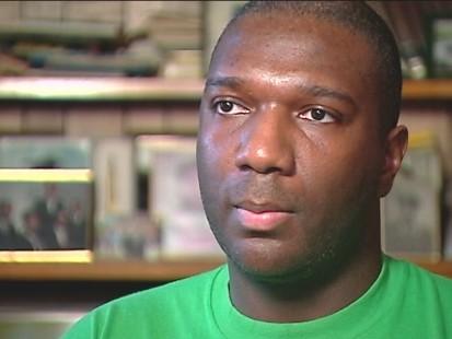 Video of ABC News interview with South Carolina Senate nominee Alvin Greene.