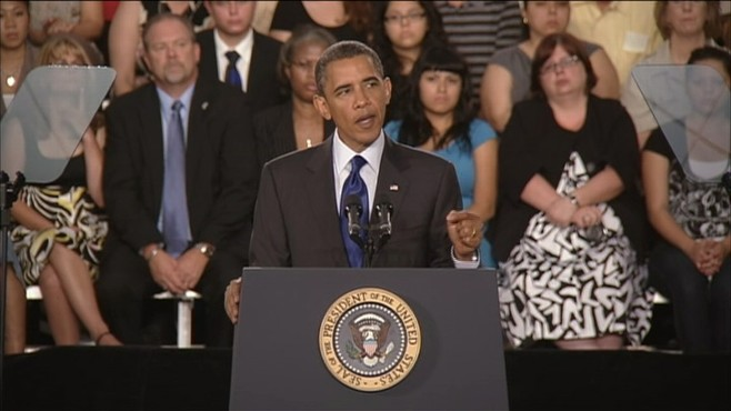 VIDEO of The President calling on Congress to expand clean energy tax credits.