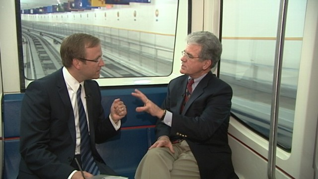 VIDEO of Senator Tom Coburn on ABCs Subway Series