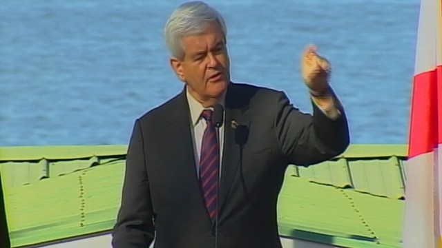 VIDEO: Newt Gingrich Officially Suspends Campaign