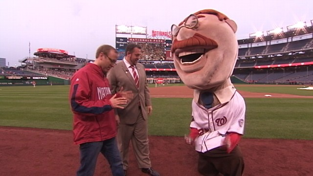 VIDEO: The Nats Outtakes: Why Cant Teddy Win?