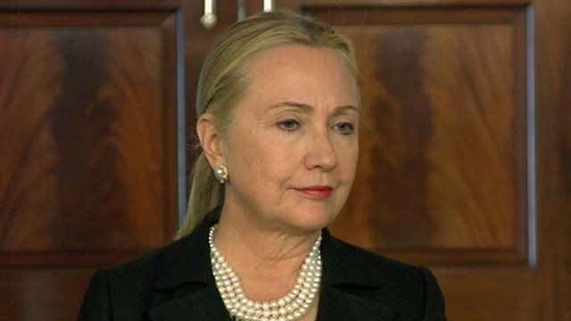 VIDEO: Sec. Clinton: No Complete Picture in Benghazi