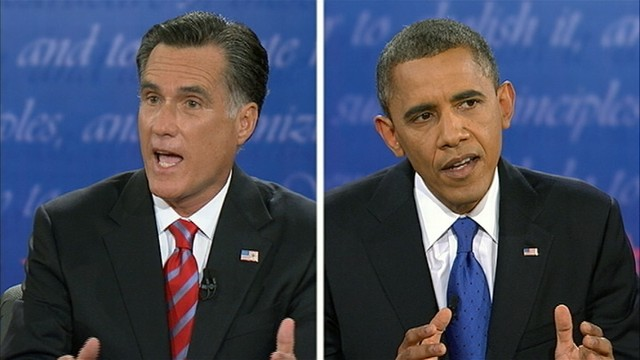 Obama Romney Clash Over Status Of Forces Agreement In Iraq Video