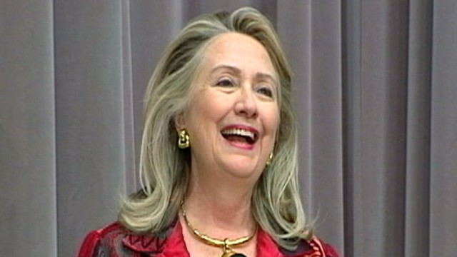 VIDEO: Hillary Clinton Recalls Being Pregnant, Creating Maternity Leave