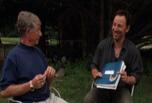 VIDEO: Bruce Springsteen on Songwriting Process