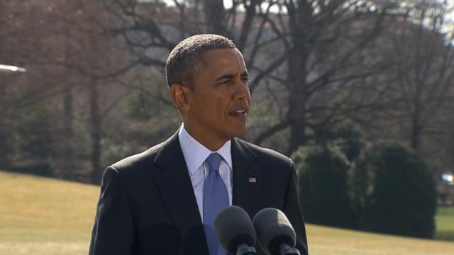 Obama Announces New Sanctions On Russia