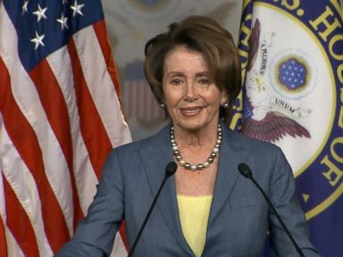 VIDEO: Pelosi: Race a Factor in GOP Approach to Immigration Reform