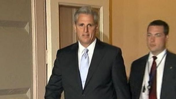 VIDEO: Kevin McCarthy will serve as replacement for Eric Cantor.