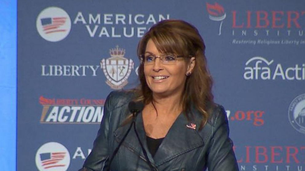 VIDEO: Sarah Palin Says White House Located at 1400 Pennsylvania Avenue