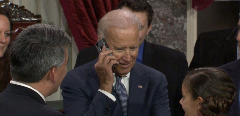 VIDEO: Cory Gardners grandma gets surprise phone call from the VP.