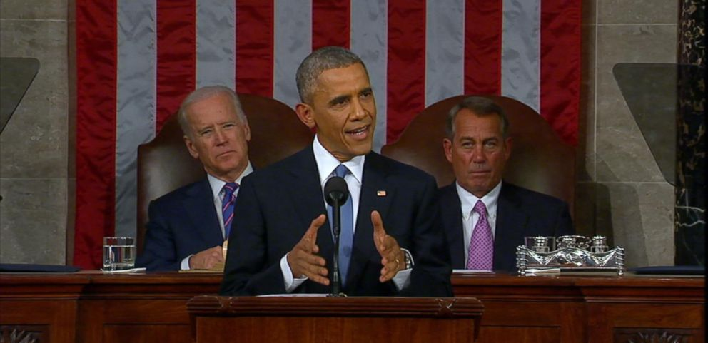 "VIDEO: The president says U.S. economy is creating jobs at ""fastest pace since 1999."""