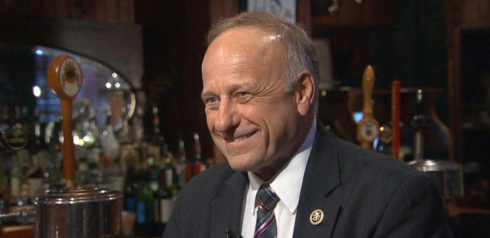 VIDEO: Rep. Steve King Describes Likely GOP 2016 Hopefuls in One Word (and Sometimes Three)