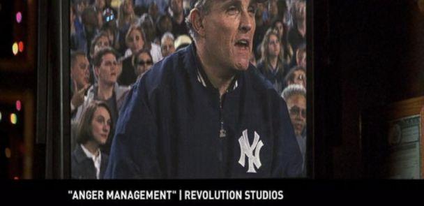 VIDEO: Former New York Mayor Rudy Giuliani Intervenes in Anger Management