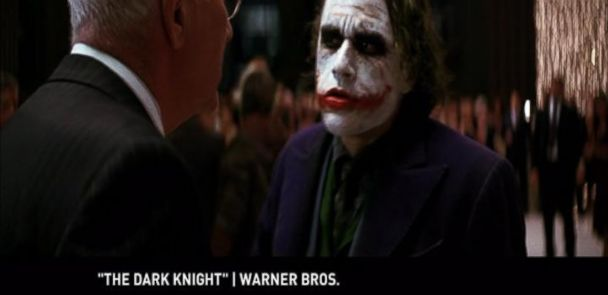 VIDEO: Sen. Patrick Leahy Stood Up to Batmans Villain in The Dark Knight