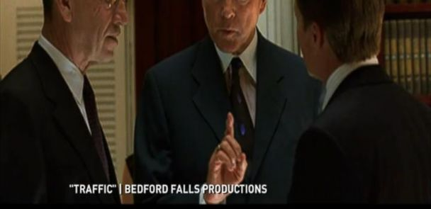 VIDEO: Sens. Reid, Boxer and Hatch Play Themselves in the Movie Traffic