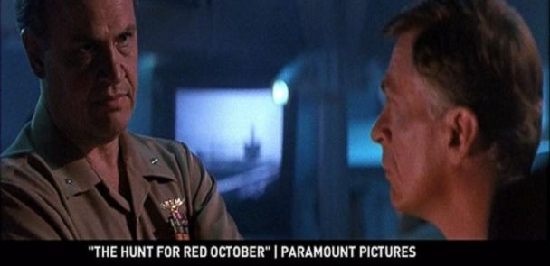 VIDEO: Former Sen. Fred Thompson Had a Leading Role The Hunt for Red October