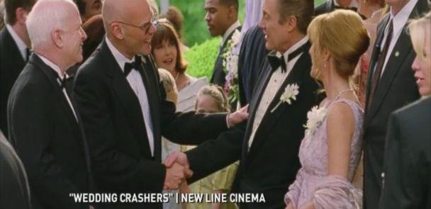 VIDEO: Sen. John McCain Was an Invited Guest in Wedding Crashers