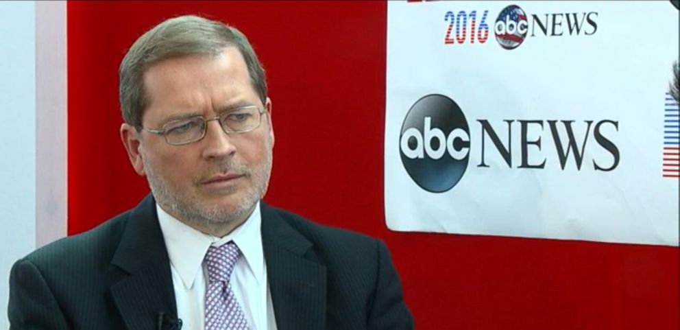 VIDEO: Grover Norquist Says Its a Little Bit Like Being a Rock Star When Hes at CPAC