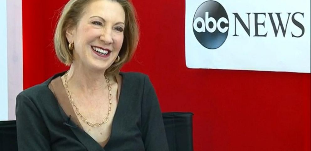 VIDEO: Carly Fiorina Accuses Hillary Clinton of Playing an Imitation Game