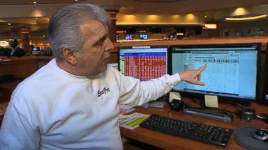 vegas betting bookies