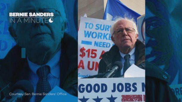 Who is Bernie Sanders?