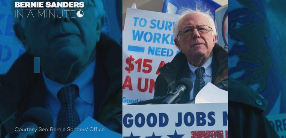 VIDEO: Meet Bernie Sanders