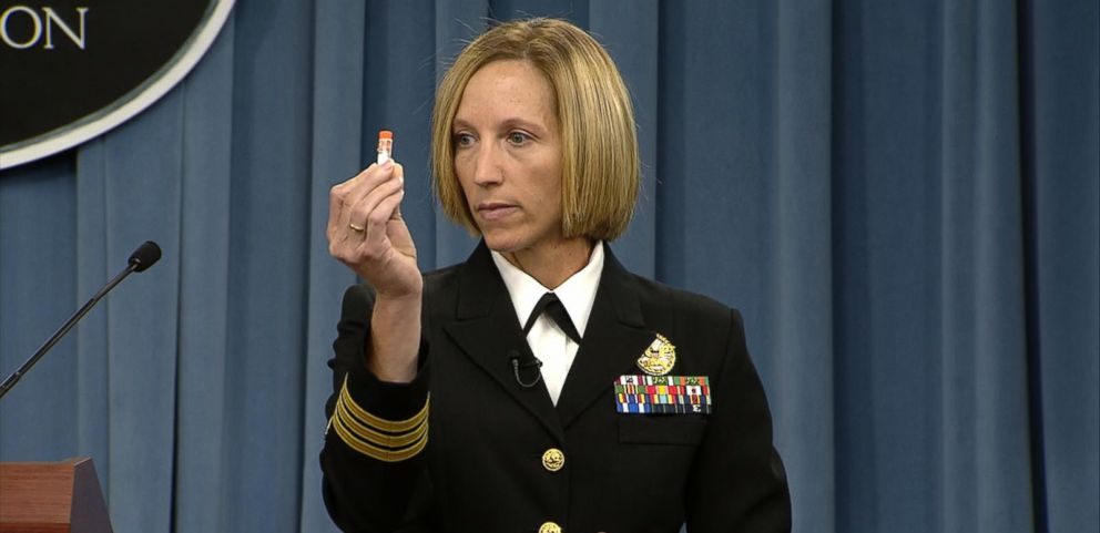 VIDEO: Pentagon Demonstrates How Securely Anthrax is Shipped Says