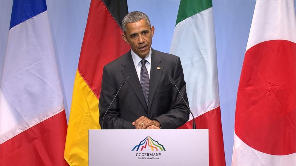 President Obama on ISIS Fight: 'We Don't Yet Have a Complete