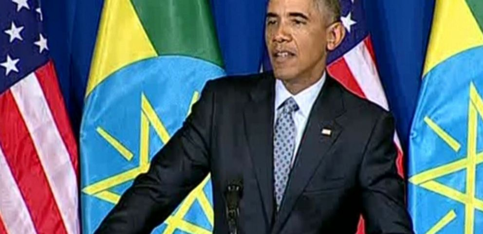 VIDEO: Obama: Huckabees Iran Comments an Attempt to Push Mr. Trump Out of the Headlines
