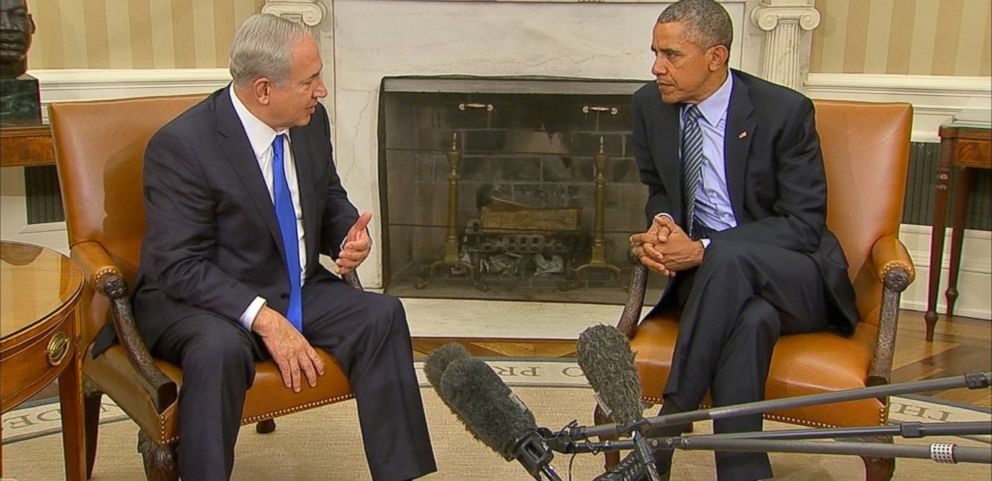 VIDEO: President Obama welcomed Israeli Prime Minister Benjamin Netanyahu to the White House today as the two leaders look to overcome mounting bilateral tensions spawned by intense disagreement over the Iran nuclear deal.