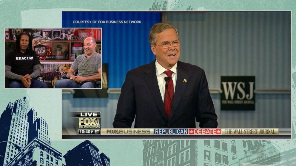 VIDEO: ABC News contributors Matthew Dowd and LZ Granderson break down Tuesday nights Republican presidential debate.