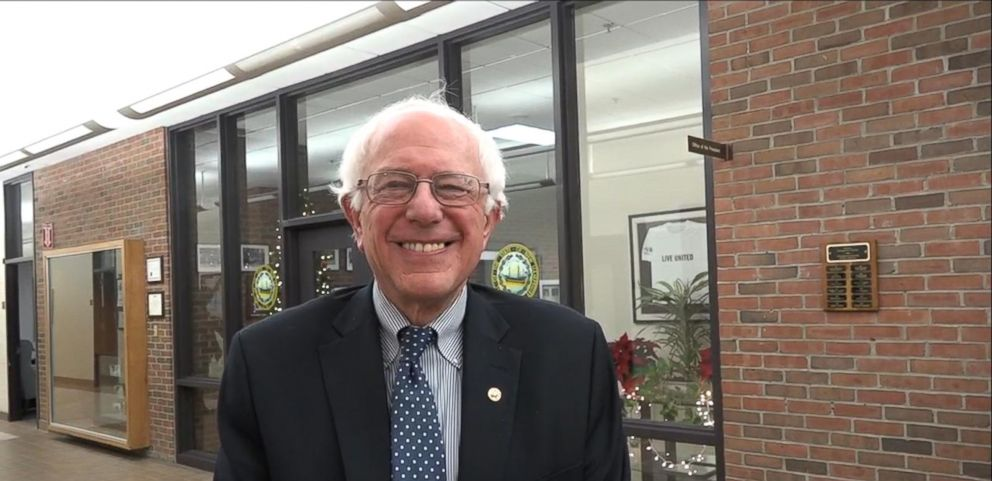 VIDEO: ABC NEWS EXCLUSIVE: Sanders Pulls Negative Clinton Ad