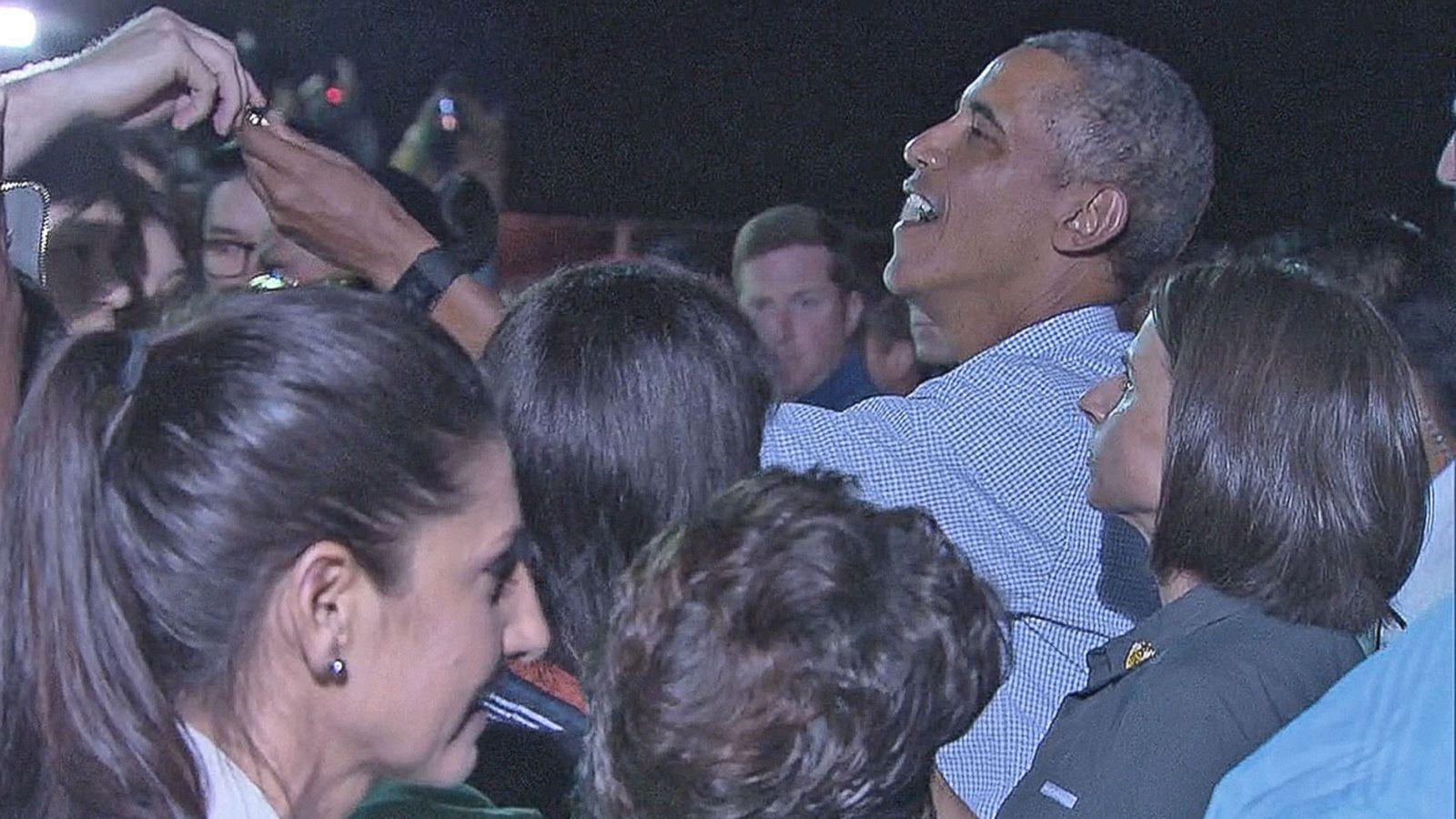 Aloha Obama: Inside the President\'s 2015 Hawaiian Holiday - ABC News