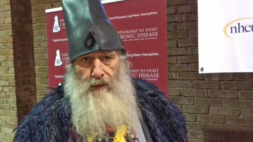 74852700e8d Presidential Candidate Vermin Supreme Tells ABC News His Campaign Platforms