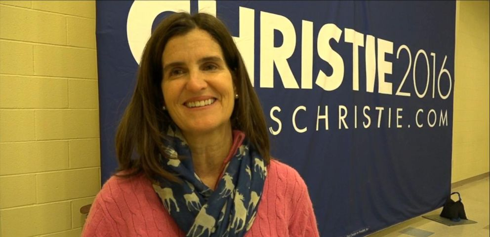 VIDEO: Mary Pat Christie Talks New Role on Campaign Trail