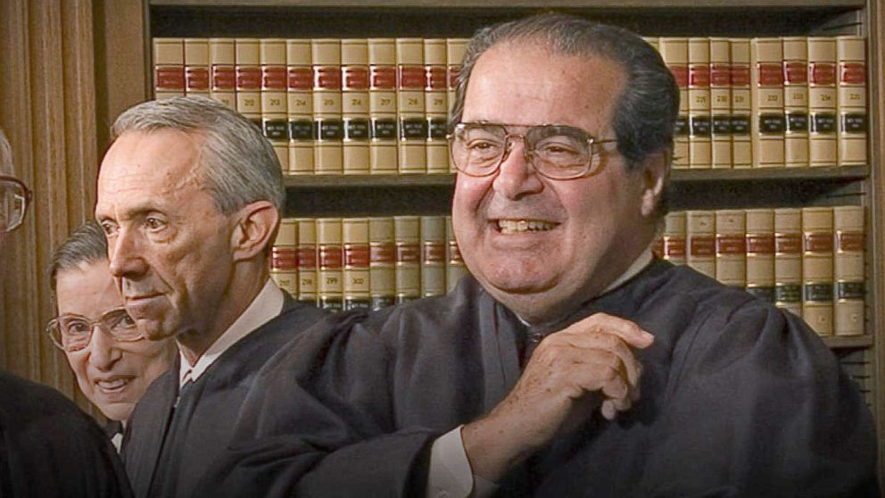 Scalia Wanted Judge Opposed by NRA to Replace Him on Supreme Court