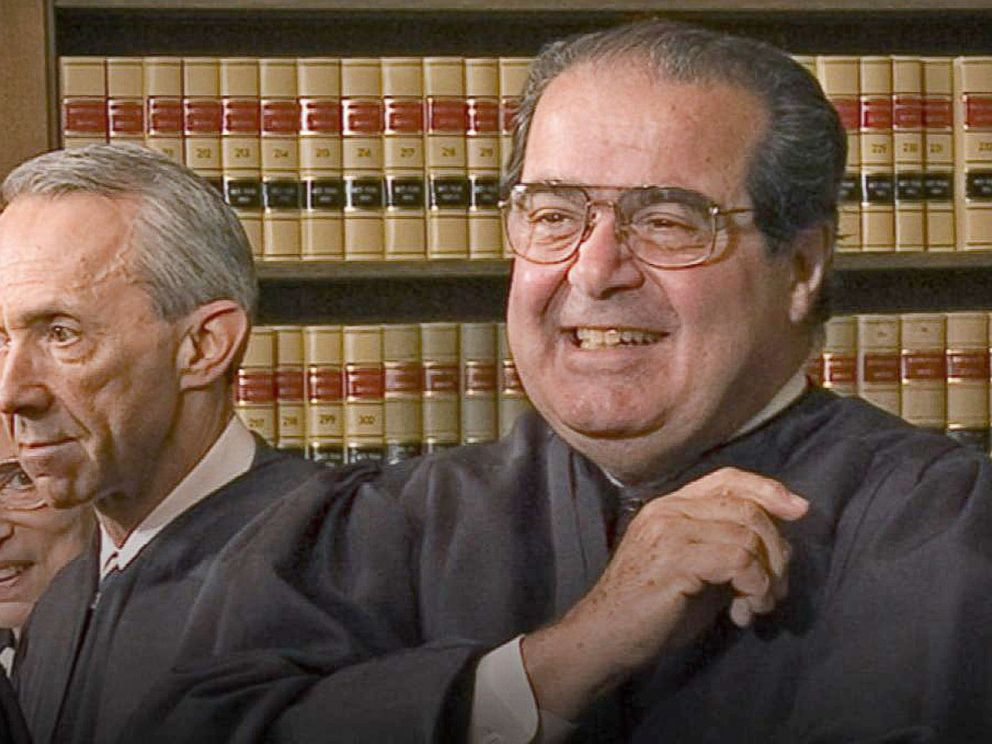 How Antonin Scalia S Death Will Affect The Supreme Court Abc News
