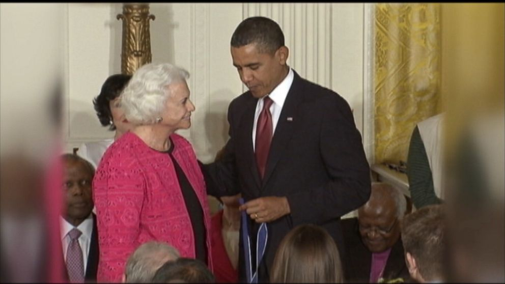 Sandra Day Oconnor Obama Should Choose Scalias Replacement Video