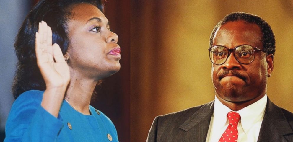 VIDEO: Clarence Thomas and Anita Hill Controversy In a Minute