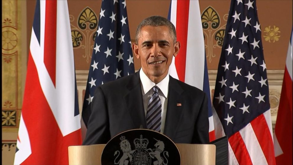 e4d0b3a65f67 President Obama Explains Why Winston Churchill's Bust Was Removed ...