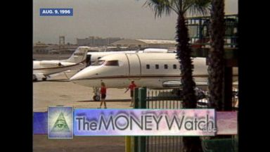 Aug. 9, 1996: ABC News Brian Ross investigates influence money.