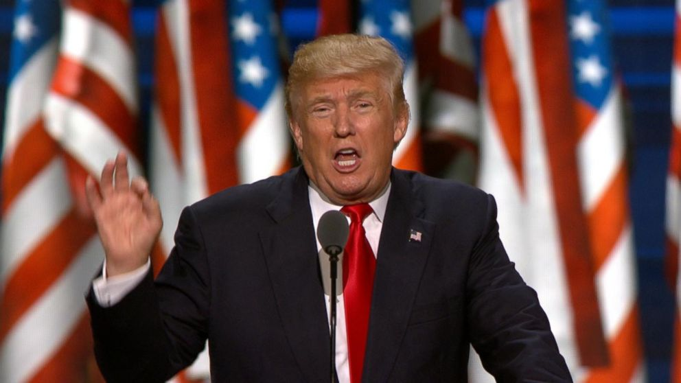 Trump Tells RNC 'Safety Will Be Restored' When He's Sworn ...