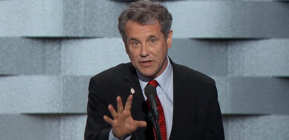 VIDEO: Sherrod Brown Says Hillary Clinton Will Revitalize the Rust Belt