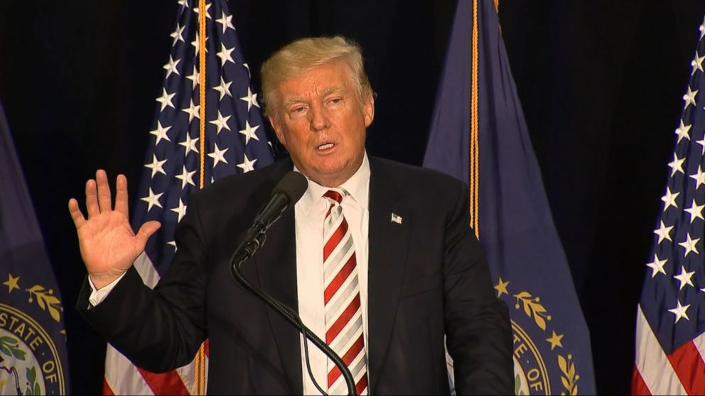 VIDEO: Donald Trump received his first national security briefing in Lower Manhattan today, but he cast doubt on the trustworthiness of some of the members of the intelligence community in an interview set to air Wednesday night.