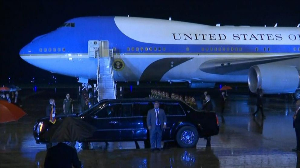 VIDEO: Obama is the first U.S. president to visit Laos.