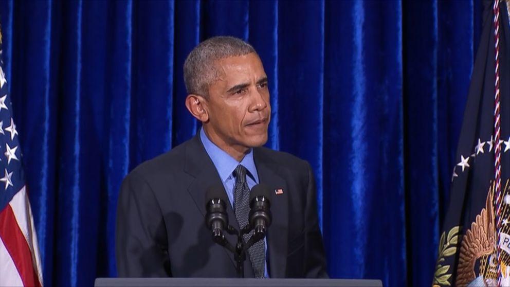 President Obama, Bob Woodruff Born the Same Year, Share